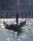 Gondola Glimmer by Hazel Soan