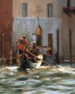 Venetian Journey by Hazel Soan