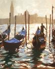 Venetian Gold by Hazel Soan