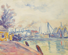Le Port De Flessingue by Paul Signac