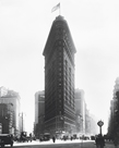 Flatiron Building - Detail by The Chelsea Collection