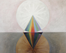 The Swan, No.12, Group IX, 1914-15 by Hilma af Klint