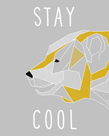 Stay Cool by Myriam Tebbakha