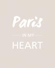 Paris is my Heart - Fawn by Sasha Blake