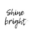 Shine Bright by Sasha Blake