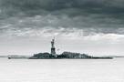 Liberty Island by Joseph Eta
