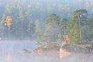Lake Mists by Mikael Svensson