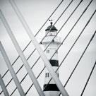 Lighthouse I by Hakan Strand