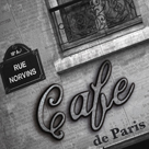Cafe de Paris by Bill Philip