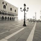 The Piazza I by Joseph Eta