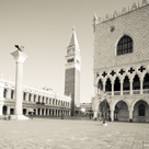 The Piazza III by Joseph Eta