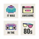 Awesome 80's by Sasha Blake