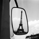 Eiffel Tower Reflection, c1960 by Paul Almasy