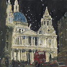 St. Paul's, Front Elevation, London by Susan Brown