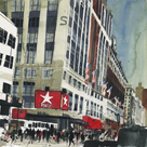 Macy's, New York by Susan Brown