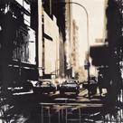 New York Street II by Kris Hardy