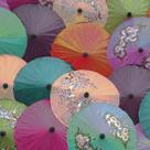Parasols I by Jon Hart Gardey