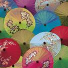 Parasols II by Jon Hart Gardey