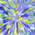 Floral Burst by Kristine Hegre
