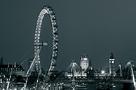 London Eye by John Harper