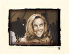 Honor Blackman by British Pathe