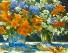 Morning Bloom by Judy Talacko