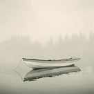 Quiet Morning II by Michael Kahn