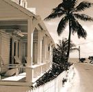 Coastal Road - Sepia by Malcolm Sanders