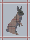 Textured Hare by Fergus Dowling