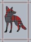 Textured Fox by Fergus Dowling