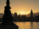 London Sunrise by Joseph Eta