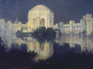 Palace of Fine Arts, San Francisco, 1915 by Colin Campbell Cooper