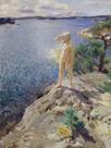 In the Skerries by Anders Zorn