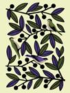 Nature Patterns I by Nadia Taylor