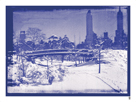 New York City In Winter V In Colour by British Pathe