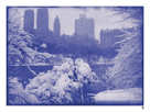 New York City In Winter IX In Colour by British Pathe