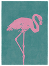 Flamboyant Flamingo by Clara Wells