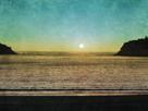 Sao Martinho Sunset by Pete Kelly