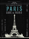Paris Travel by The Vintage Collection