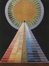 Altarpieces, Group X, No.1, 1915 by Hilma af Klint