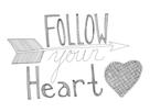 Follow your Heart by Virginia Kraljevic