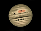 The Planet Jupiter by Etienne Leopold Trouvelot