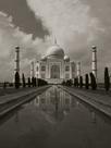 Taj Mahal by Teo Tarras