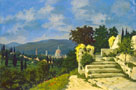 Florentine Steps by Lucio Sollazzi
