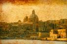 Valletta, Malta by Osaria Copperstone