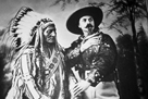 Sitting Bull and Buffalo Bill Cody by The Chelsea Collection