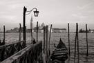 Gondola Mooring I by Bill Philip
