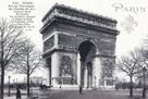 Arc de Triomphe by Stephanie Monahan