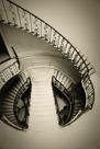 Sumptuous Staircases VI by Joseph Eta