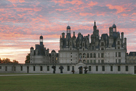 Chateau de Chambord at Sunset by Markus Lange